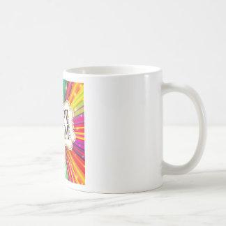 happy purim coffee mug