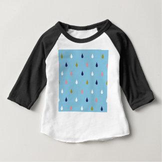 Happy rain drops baby T-Shirt