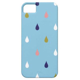 Happy rain drops iPhone 5 case