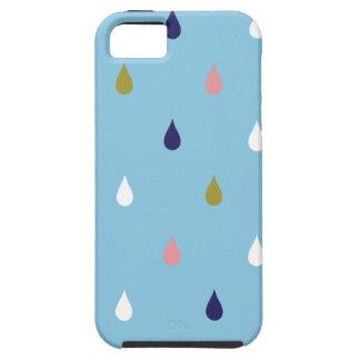 Happy rain drops iPhone 5 cases