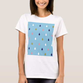 Happy rain drops T-Shirt
