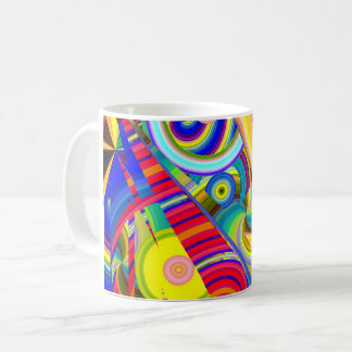 Happy Rainbow Coffee Mug