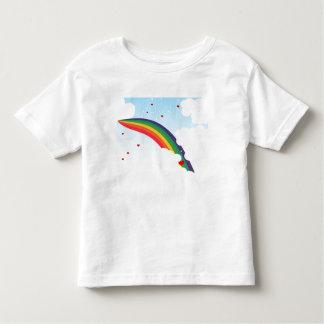 happy rainbows tee shirts