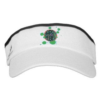 Happy Rebel visor