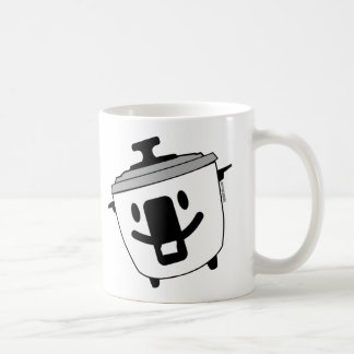 Happy Rice Cooker Coffee Mug