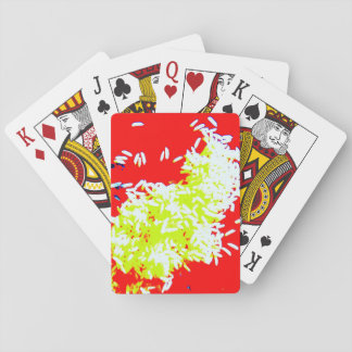 Happy Rice Playing Cards