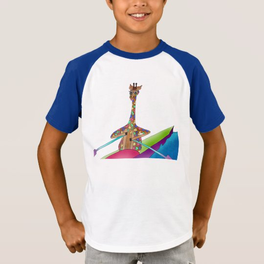 Happy Rowing by The Happy Juul Company T-Shirt