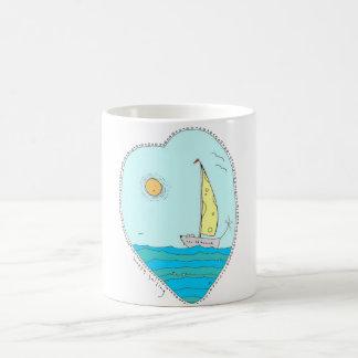 Happy Sailing Coffee Mug
