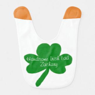 Happy Saint Patrick's Day Baby Bib