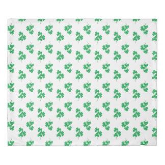 Happy Saint Patrick's Day! Duvet Cover