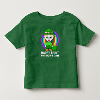 Happy Saint Patrick's Day Toddler T-shirt