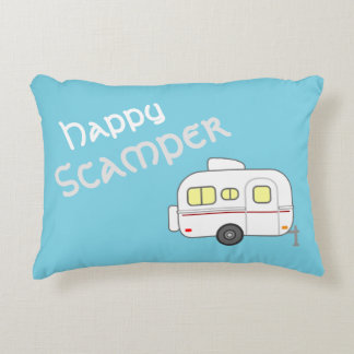 Happy Scamper Accent Pillow