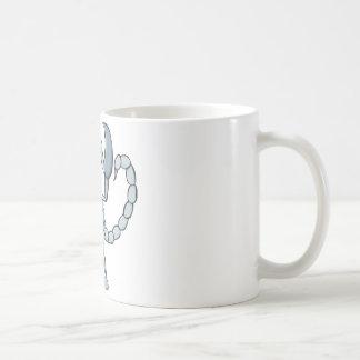Happy Scorpion Insect Cartoon Coffee Mug
