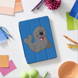 Happy seal iPad air cover