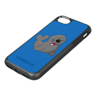 Happy seal OtterBox symmetry iPhone 8/7 case
