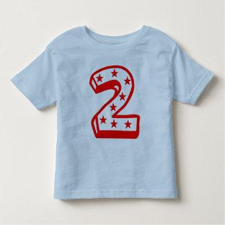 Happy Second Birthday Toddler T-shirt