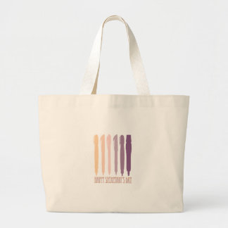 Happy Secretary s Day Canvas Bag