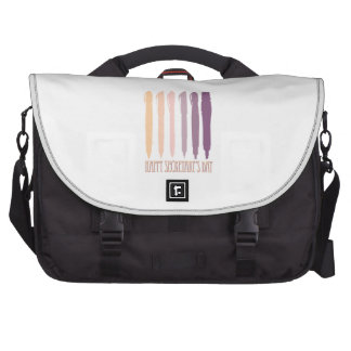 Happy Secretary s Day Laptop Bag
