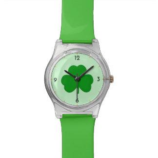 Happy Shamrock Watches