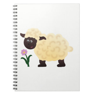 Happy Sheep Notebook