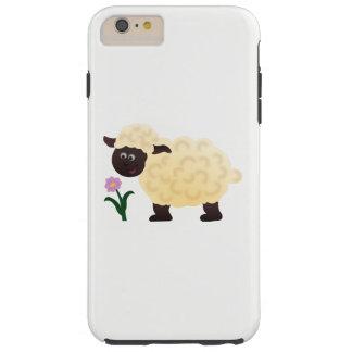 Happy Sheep Tough iPhone 6 Plus Case