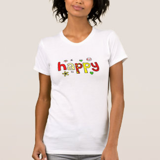 Happy shirt, for sale ! T-Shirt
