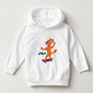 Happy Skateboarding by The Happy Juul Company Hoodie