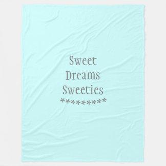 Happy Sleep - Fleece barristers president Sweet