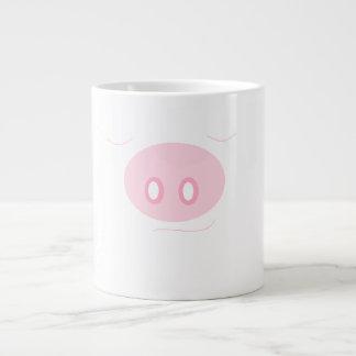Happy Sleeping Pig Mug