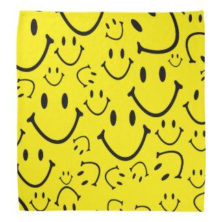 Happy smiles bandana