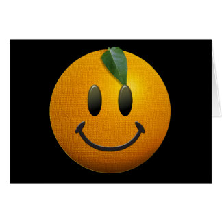 Happy Smiley Face Greeting Cards