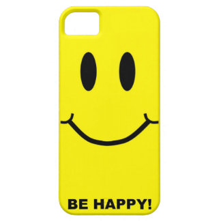 Happy smiley face iPhone 5 covers