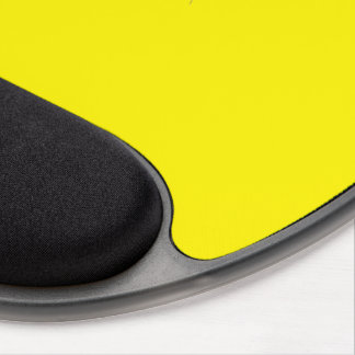Happy smiley gel mouse pad