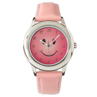 Happy smiley watch