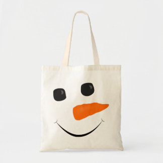 Happy Snowman Bag