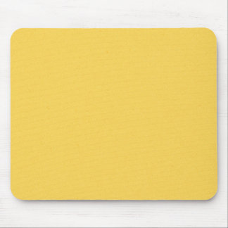 HAPPY SOLID YELLOW BACKGROUNDS WALLPAPERS TEMPLATE MOUSE PAD