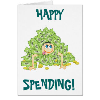 Happy Spending Card