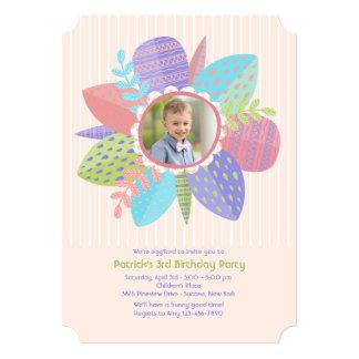 Happy Spring Photo Invitation