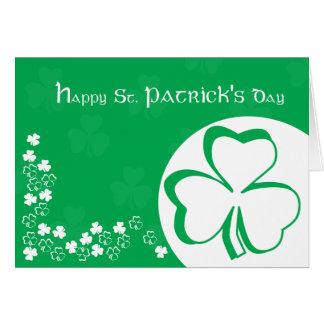 Happy St Patrick s Day Card