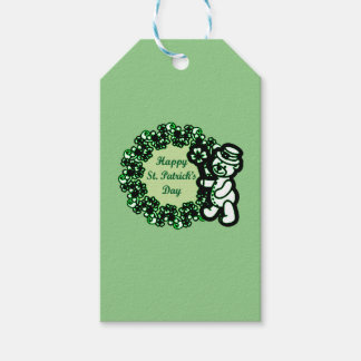 Happy St Patrick s Day Gift Tags