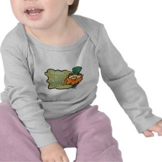 Happy St Patrick s Leprechaun Shirts