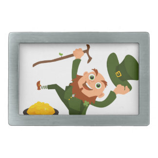 Happy St. Patrick's Day Belt Buckle