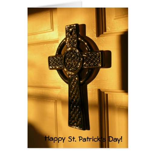Happy St. Patrick's Day! Greeting Cards