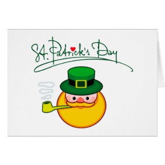 Happy St.Patrick's Day! Card