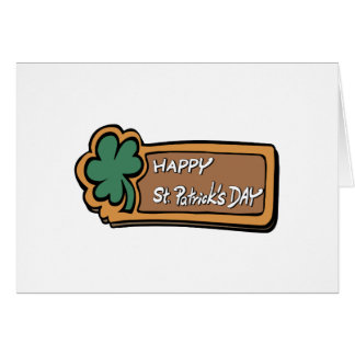 Happy St. Patricks Day Greeting Cards