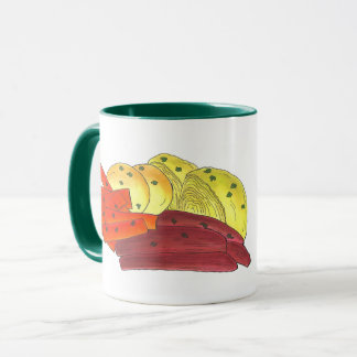Happy St. Patrick's Day Corned Beef & Cabbage Mug