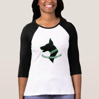 Happy St. Patrick's Day Doberman T-Shirt