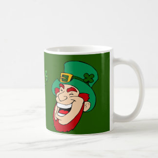 Happy St. Patrick's Day Fun & Magical Leprechaun Coffee Mug