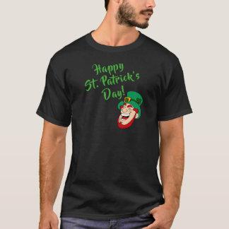 Happy St. Patrick's Day Fun & Magical Leprechaun T-Shirt
