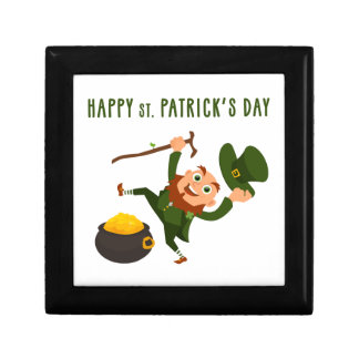 Happy St. Patrick's Day Gift Box